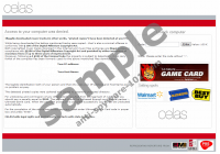 Game Card Virus / Ransomware