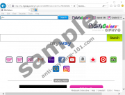 GifsGalore Toolbar