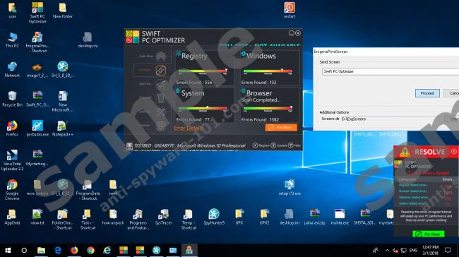 Swift PC Optimizer