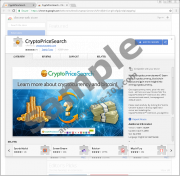 CryptoPriceSearch Toolbar