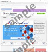 GetPoliticalNews Toolbar