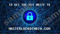 Masterlock@india.com Ransomware